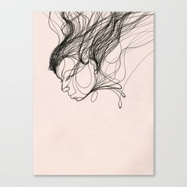 function Canvas Print