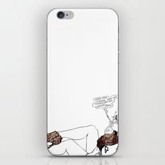 Make Your Blood Hum  iPhone & iPod Skin