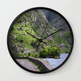 Gap of Dunloe Wall Clock