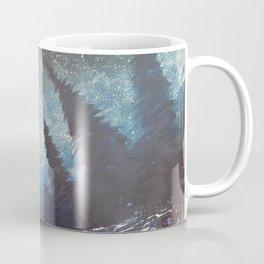 Deer Under The Starry Sky Coffee Mug