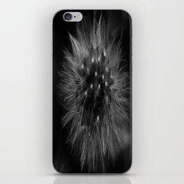 Contrasting Flower iPhone Skin