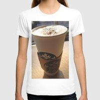 starbucks T-shirts featuring Starbucks by Josj