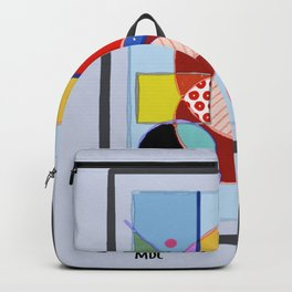 LINES AND CIRCLES Backpack
