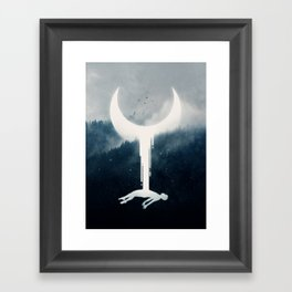 Illumination Framed Art Print