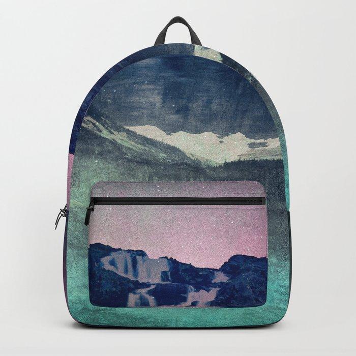 Mountain Lake Retreat II Backpack