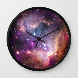 Under the Wing of the Small Magellanic Cloud Wall Clock