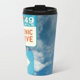 49 mile scenic drive Travel Mug