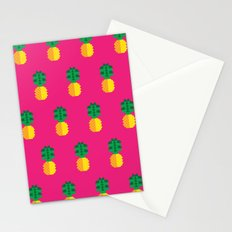 Fruit: Pineapple Stationery Cards
