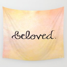 Beloved Wall Tapestry