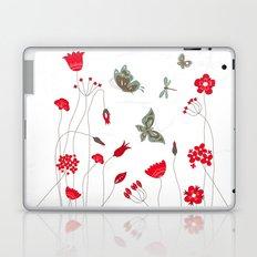 Tatemae Japanese White Laptop & iPad Skin