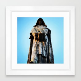 From The Grave Hole Framed Art Print