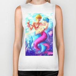 Mermaid Melody Biker Tank