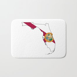 Florida Love! Bath Mat