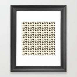 Thorn of Sand Framed Art Print