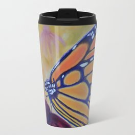 King of butterfly   Le roi des papillons Travel Mug
