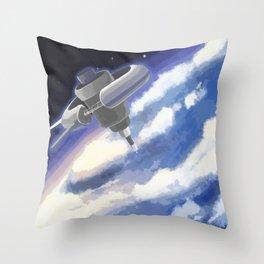 The Columbary Throw Pillow