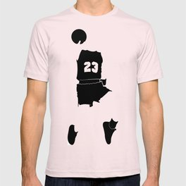 Faceless Basketball MJ Jordan T-shirt