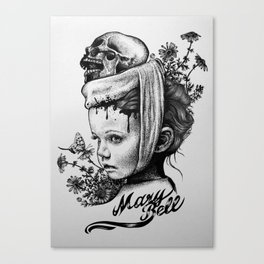 Mary Bell Canvas Print