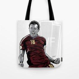 Juan Arango Vinotinto - Trinchera Creativa Tote Bag