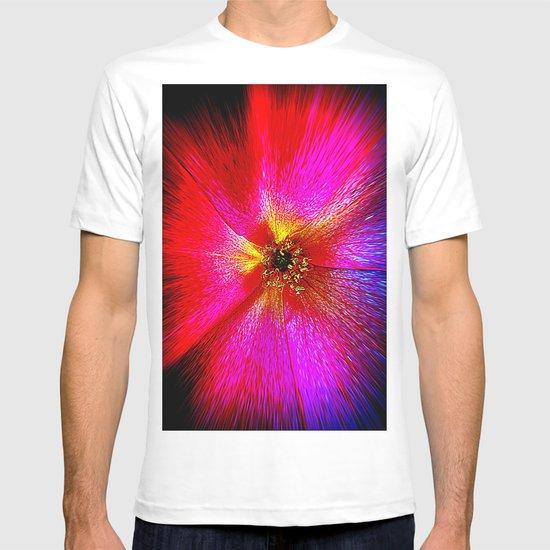 abstract bb T-shirt