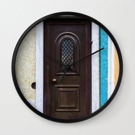 Door No 2 Wall Clock