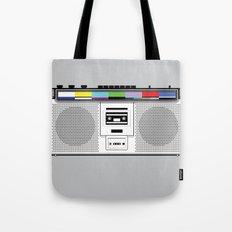1 kHz #9 Tote Bag