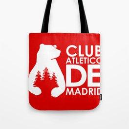 Slogan: A. Madrid Tote Bag