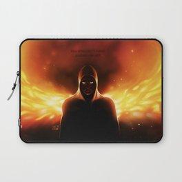 Origin of a villain Laptop Sleeve