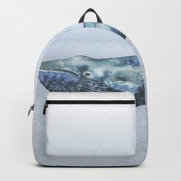 Deep Sea Whale Backpack