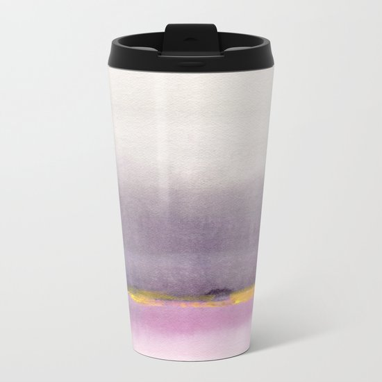 DVF22 Metal Travel Mug