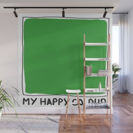 My Happy Colour Wall Mural