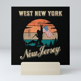 West New York New Jersey Mini Art Print