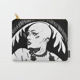 Sasha Velour 2 Carry-All Pouch