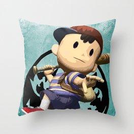 Ness Throw Pillow