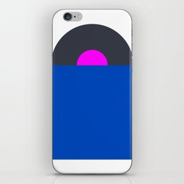 Vinyl Collection #3 iPhone Skin