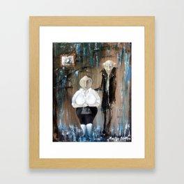 Annivarsary Framed Art Print