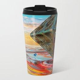 Taqueria Metal Travel Mug