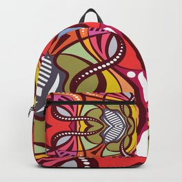 C13D Pattern Construct Backpack