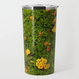 Early Yellow Bloomers Travel Mug