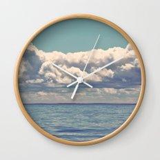 Calms the Soul Wall Clock