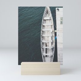 Fisherman's Boat Mini Art Print