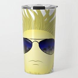 Summer rocks! Travel Mug