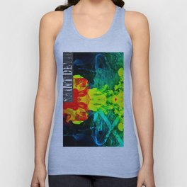 smoke on the water Unisex Tank Top