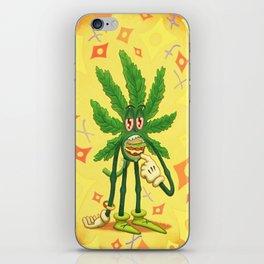 Munch iPhone Skin
