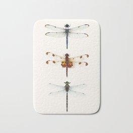 Dragonfly Collector Bath Mat