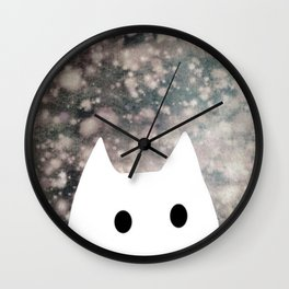 cat-50 Wall Clock