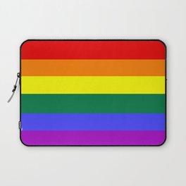 Gay pride flag Laptop Sleeve