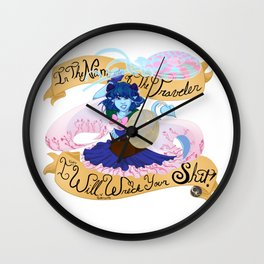 Sailor Jester Wall Clock