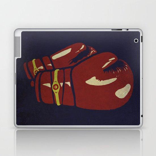 Power Boxing Laptop & iPad Skin