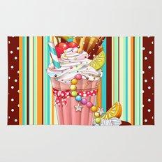 Milkshake Sweetheart Rug